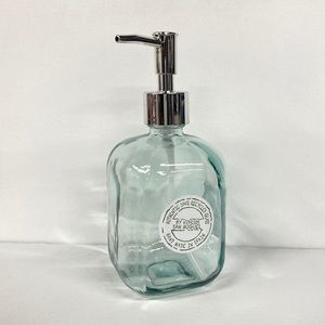 Vidrios San Miguel Recycled Glass Soap Dispenser